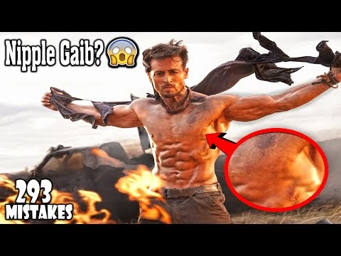 """(293 Mistakes) In Baaghi 3 – Plenty Mistakes In """" Baaghi 3 """" Full Hindi Movie –  Tiger Shroff"""