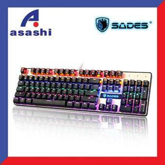 How To Sades K10 Mechanical Keyboard Unparalleled Tracking