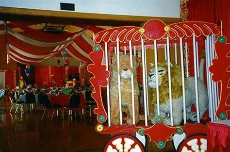Circus Decorations   Circus   Theme Decor   Event Gallery
