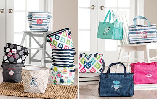 Organizing Your Home With Totes -