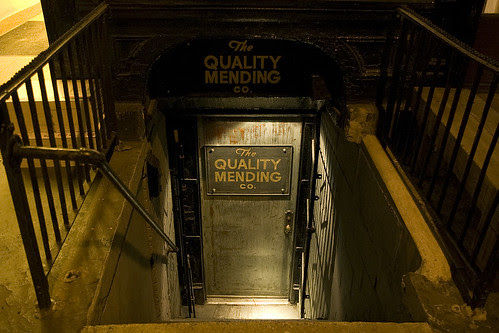 Quality Mending Co., NYC
