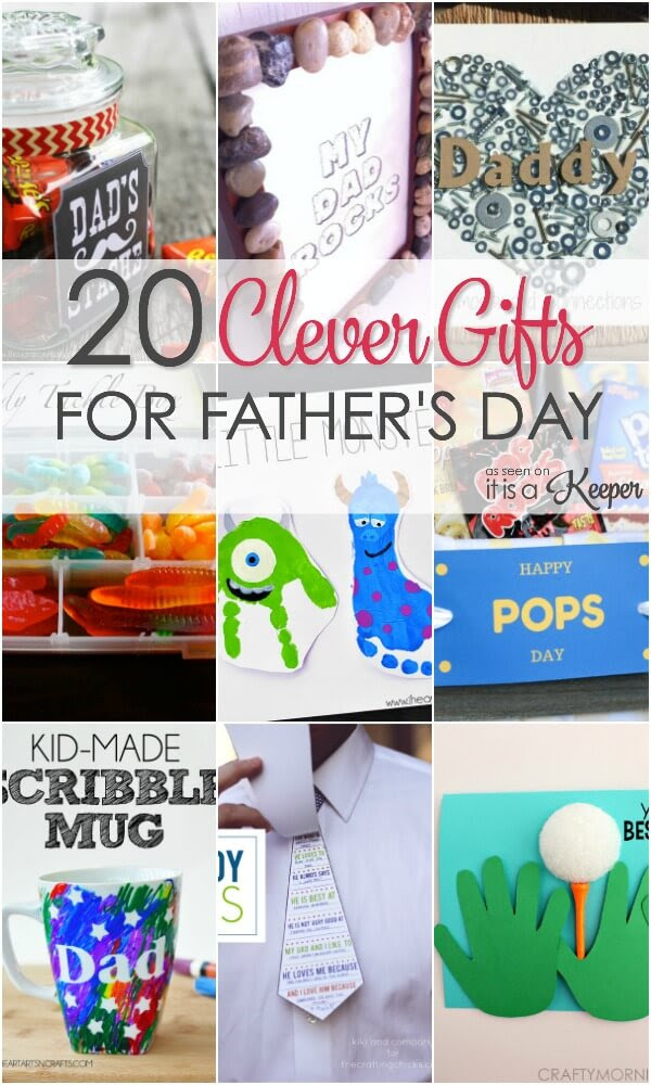 20 Clever Fathers Day Gift Ideas It Is A Keeper