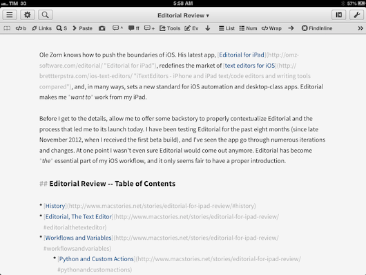 Reinventing iOS Automation: Editorial Review