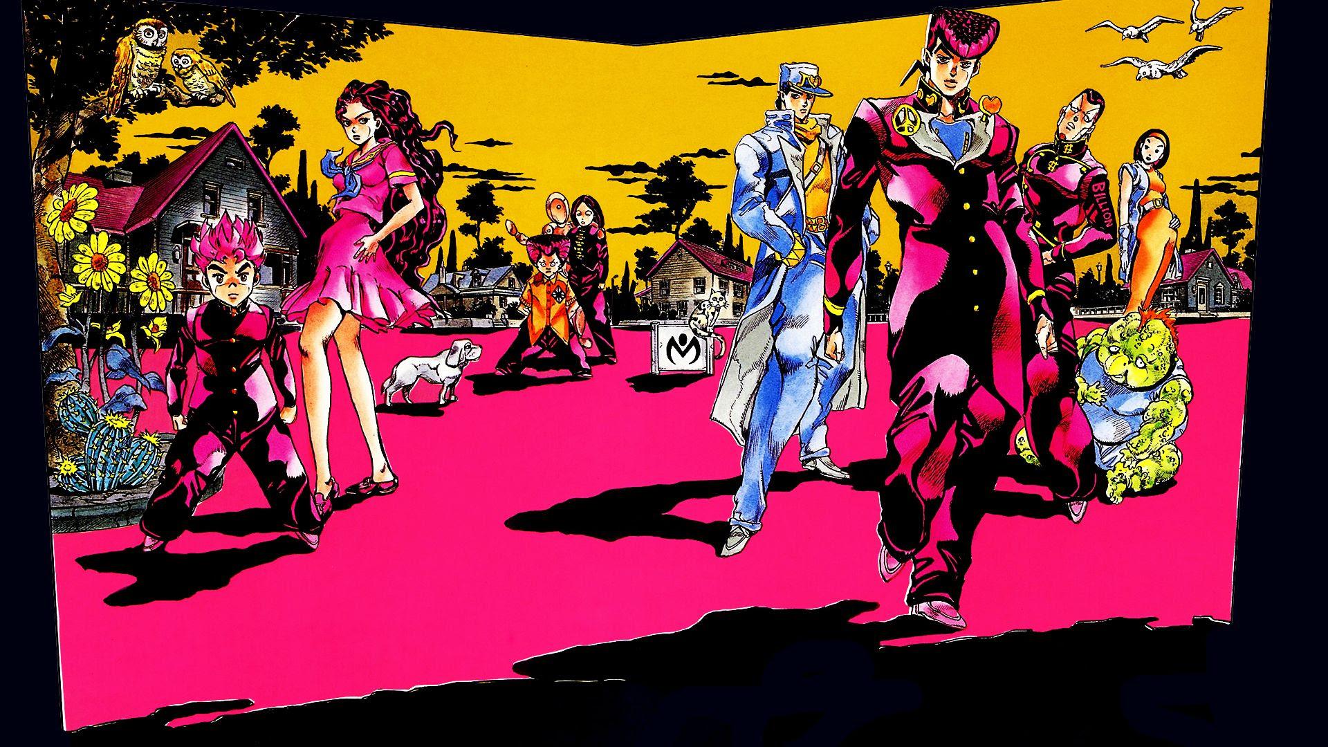 Theme Anime Anime Wallpaper Jojo