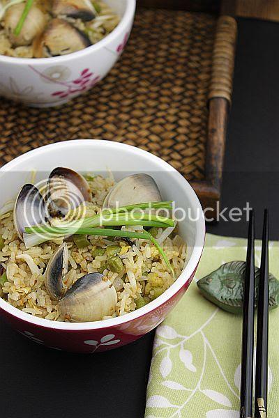 Basil fried rice 3
