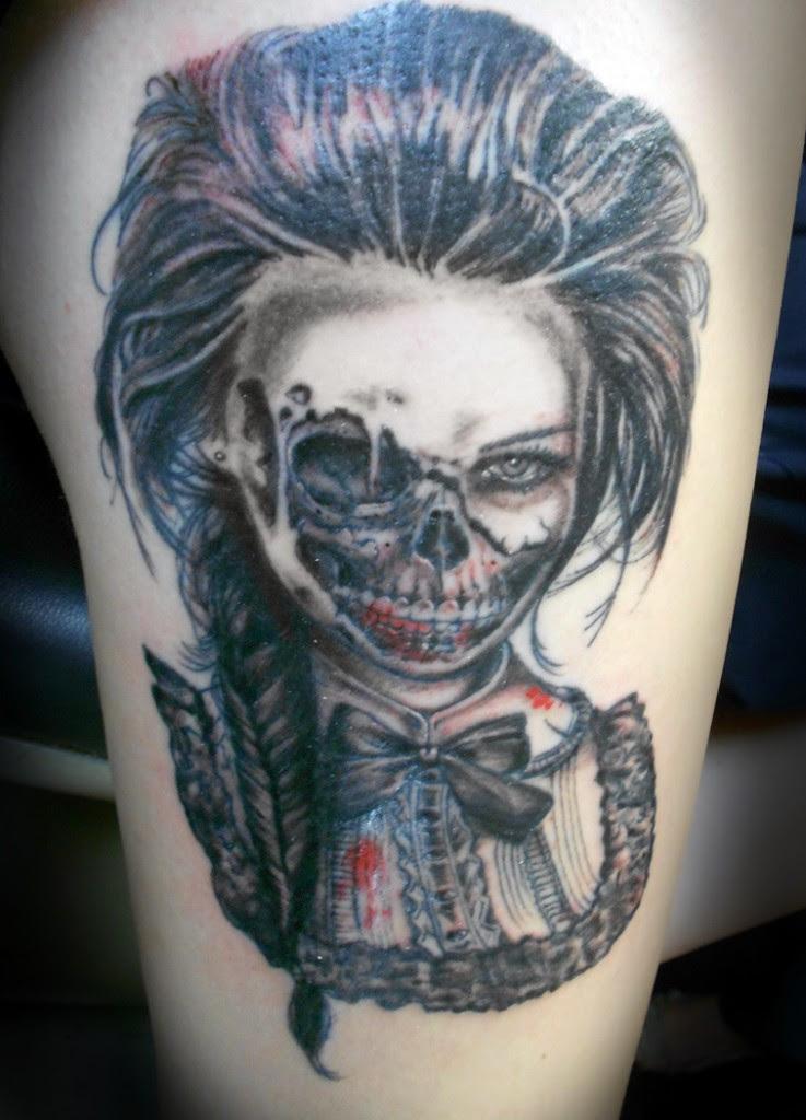 Marc Tice Owner And Tattoo Artist 13thhourtattooscom