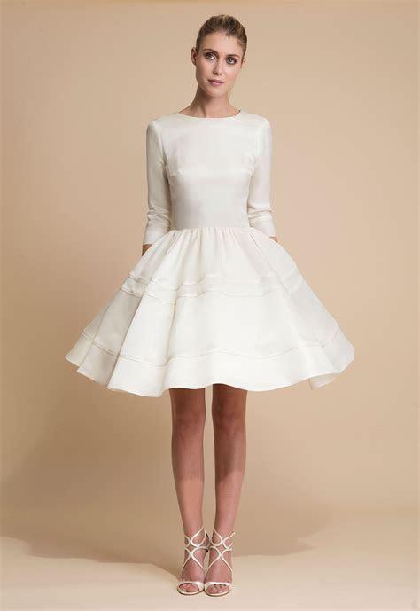 Online Get Cheap Short Silk Wedding Dress Aliexpresscom
