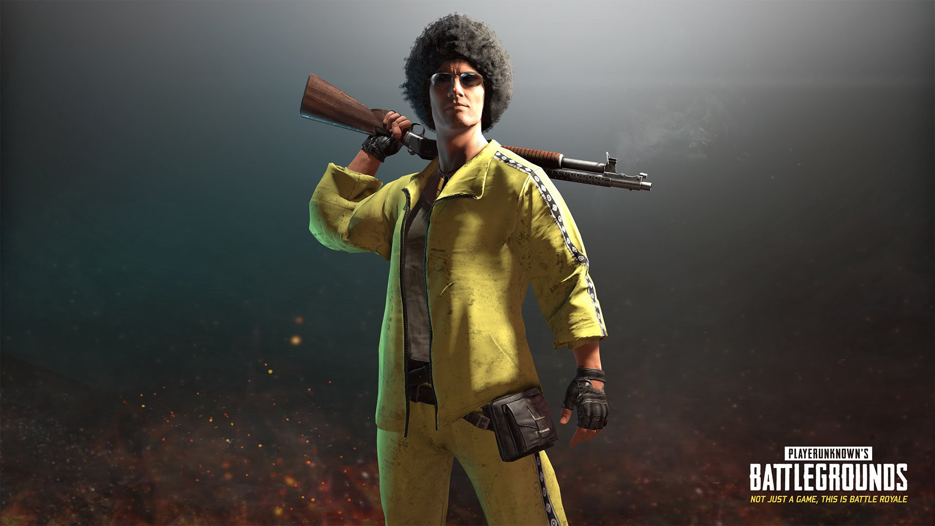 PUBG is getting some sweet Battle Royale-inspired skins screenshot