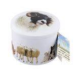 Vanilla Fudge Gift Tin, Farm Animals | Gardiners of Scotland
