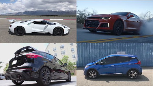 Ford or Chevy: Only 1 in 17 People Can Correctly Identify The Make of These Vehicles! Can You?