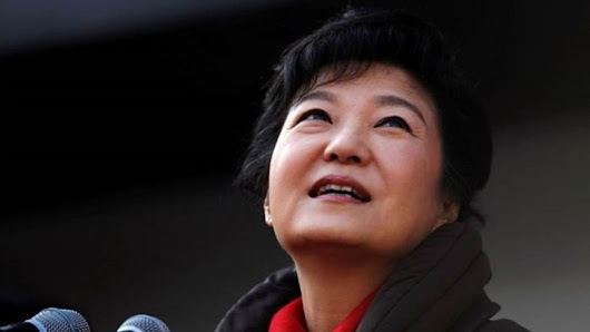Park Geun-hye: Court ousts South Korea's scandal-hit president - BBC News