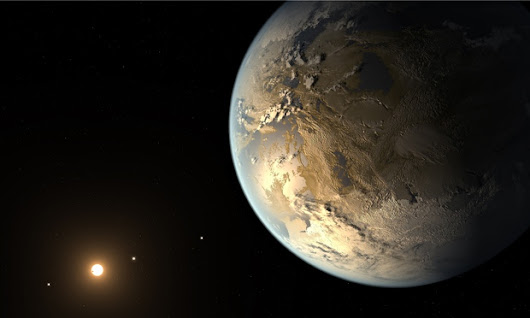 Kepler 438b: Does fear, not curiosity, drive our obsession with alien life? | Sue Blackmore