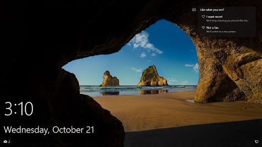 "TechRadar on Twitter: ""Windows 10 will automatically lock your PC when you're away  """