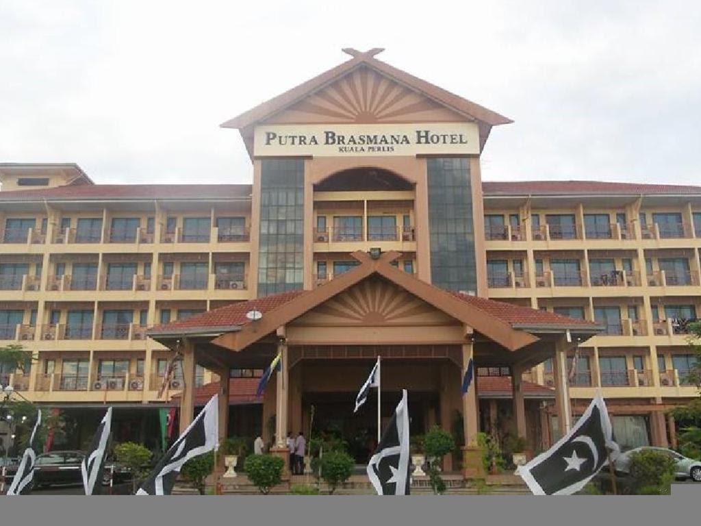Image result for putra brasmana hotel kuala perlis