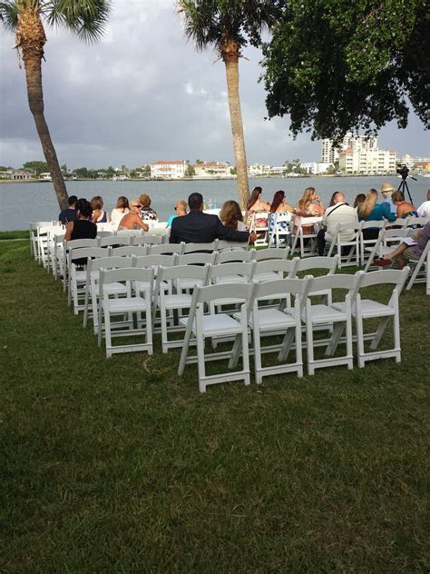 Wedding Ceremony Chair Options and Ideas