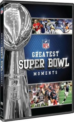 NFL: Greatest Super Bowl Moments IXLV by Nfl Productions, Gerry Reimel  883476061665  DVD