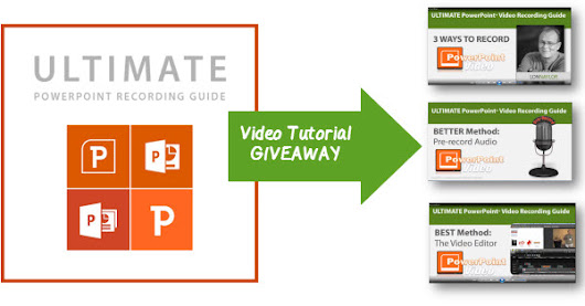 The Ultimate PowerPoint Video Recording Guide