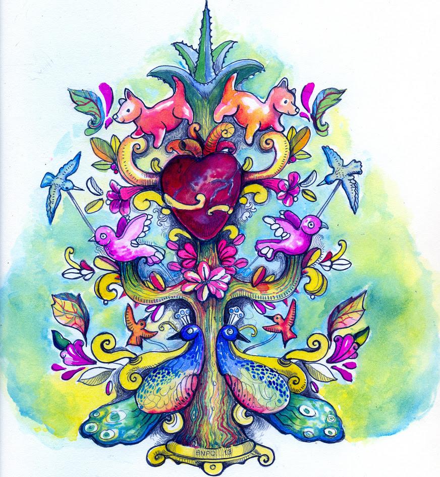 árbol De La Vida Archivos Arte Y Cultura