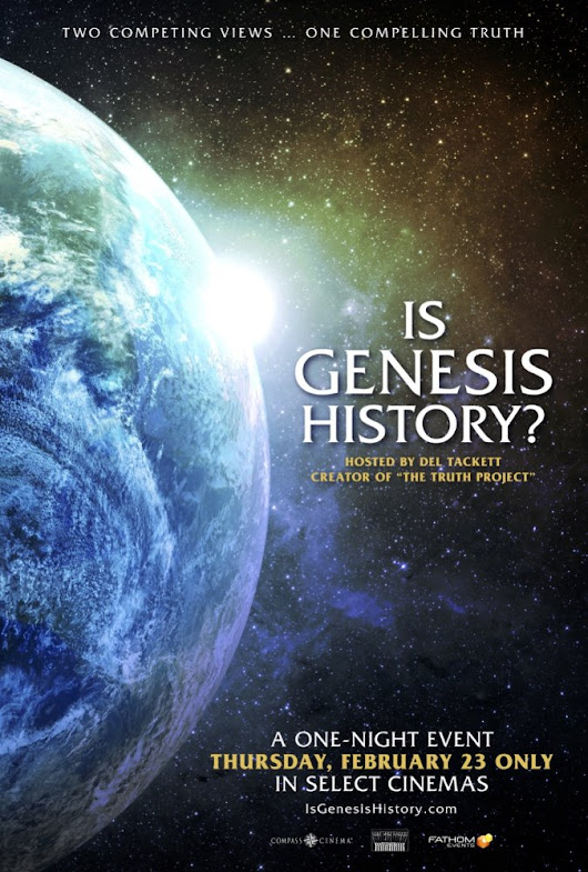 "Episode 5: Interview with Thomas Purifoy on his Documentary: ""Is Genesis History - Kuyperian Commentary"