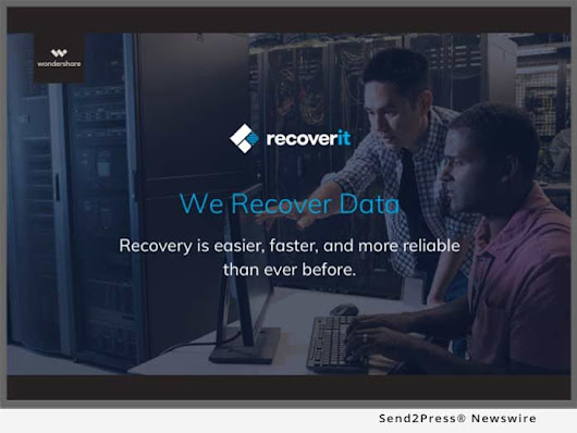 Wondershare's Recoverit Free Makes it Much Easier for Photo Recovery from Memory Card | Send2Press Newswire