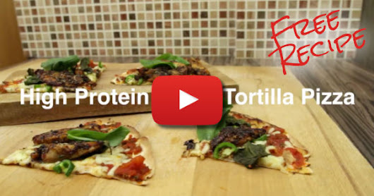 Delicious Diet Pizza Recipe. Good Food Thats Good For You