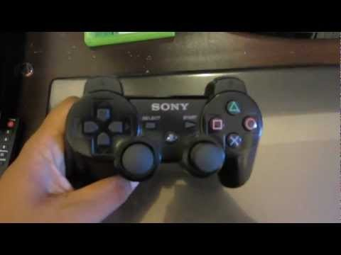 ps3 controller pc without motioninjoy