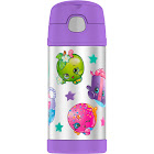 Thermos Shopkins 12 oz Funtainer Water Bottle - Purple