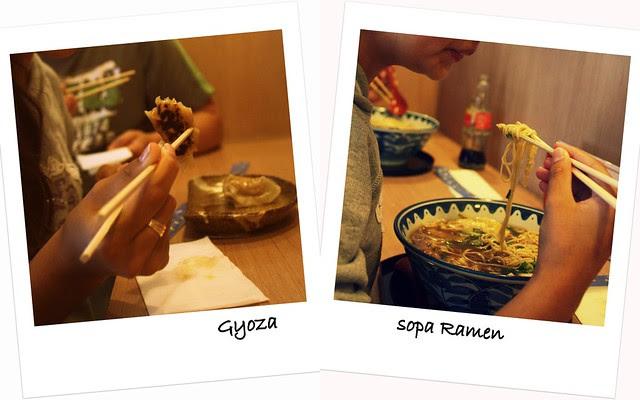 Gyoza & Ramen