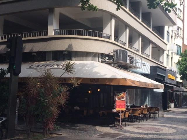 Cafeteria registra queda de 50% nas vendas  (Foto: Guilherme Brito / G1)