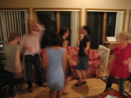 dancing to mj.