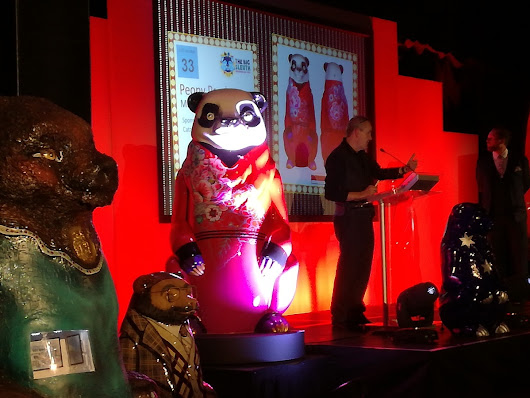 The Top Bears at the Big Sleuth Auction in Birmingham