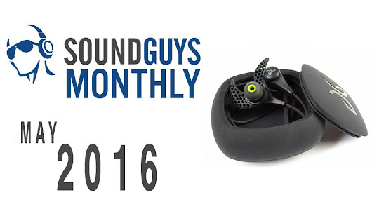 Sound Guys Monthly – May 2016 – Jaybird X2 Giveaway