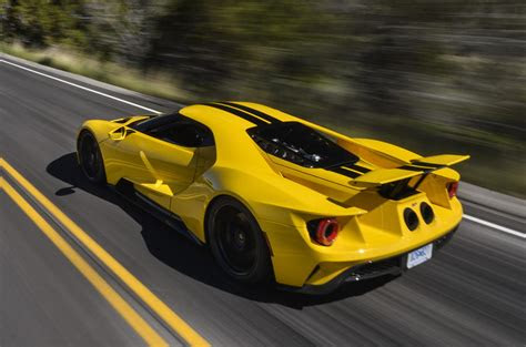 ford gt review  autocar