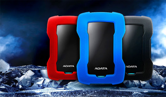 ADATA HD330 HDD Review - 1TB to 5TB Rugged External Hard Drive Review