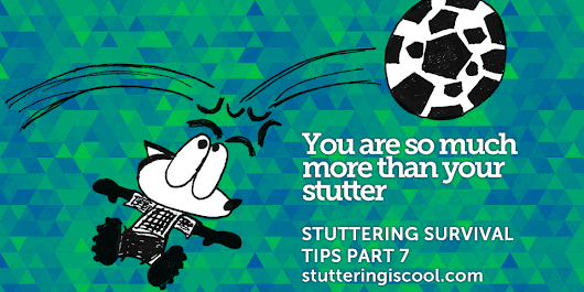 You are so much more than your stutter