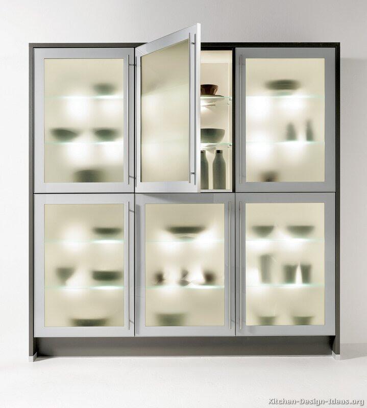Design Contemporary Ideas Kitchen Units