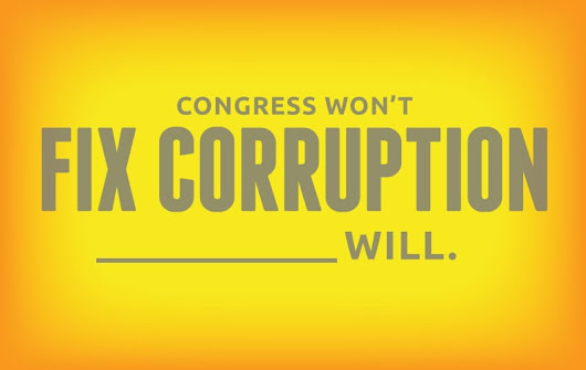 Here's how we fix corruption in America