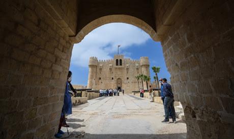 Qait Bey              Fortress