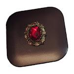 Fashion Contact Lens Case Solution Lenses Holders Box Travel Kit Case - Black freeshipping - GreatEagleInc