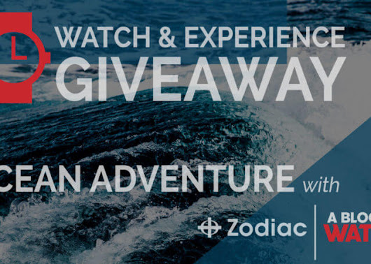 WATCH & EXPERIENCE GIVEAWAY: Ocean Adventure With Zodiac Watches & aBlogtoWatch In The Bahamas