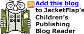 Add This Blog to the JacketFlap Blog Reader