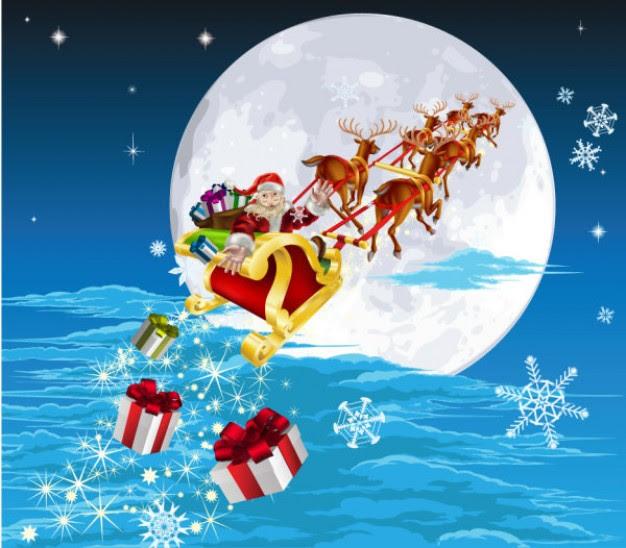 サンタクロースの手紙例文集英語での返事や文例は きてみて