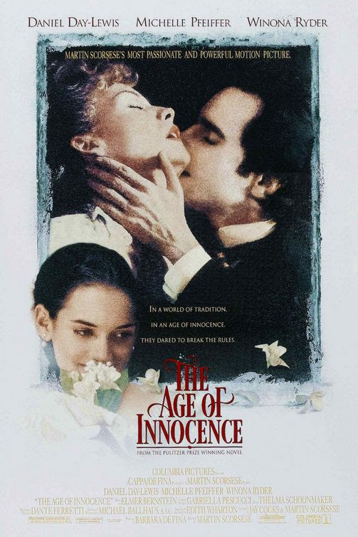 Risultati immagini per the age of innocence movie poster