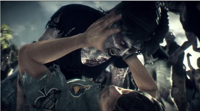 DeadRising 3 terá hordas de zumbis (Foto: Reprodução)