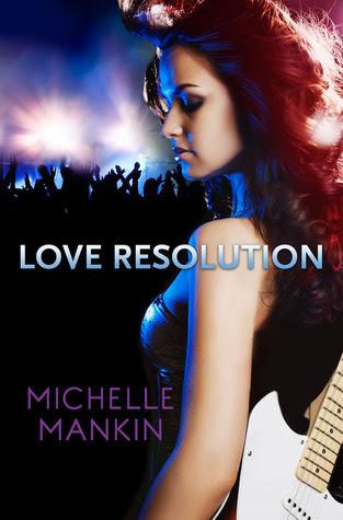 Love Resolution (Black Cat Records, #3)