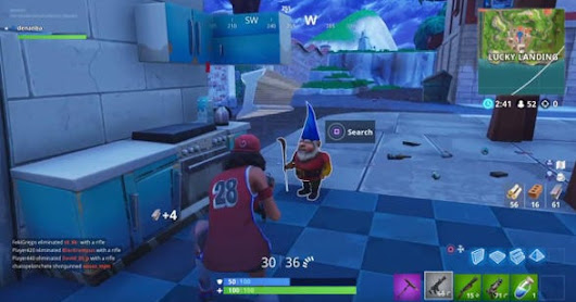 Here's Where To Find 7 Hungry Gnomes In 'Fortnite: Battle Royale' For Week 8