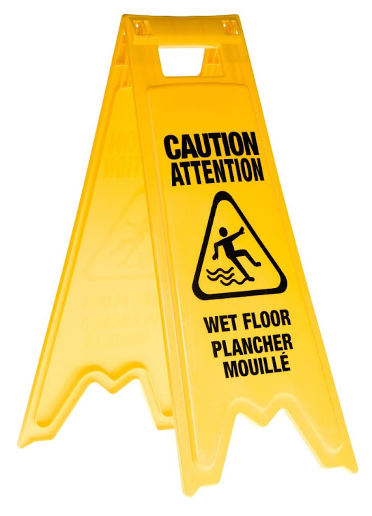 Tips for Avoiding Trips, Slips, and Falls in the Workplace