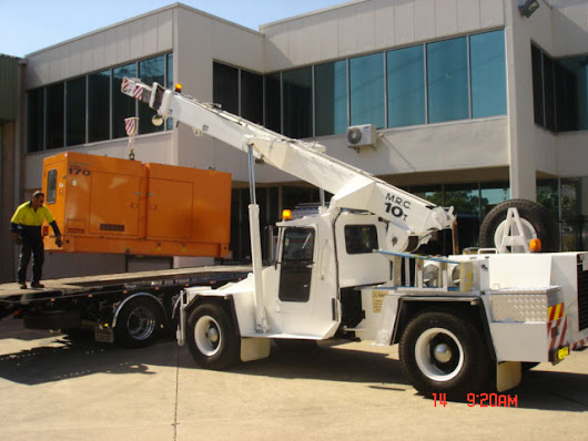 Machinery Movers - Assured assistance for safe transportation