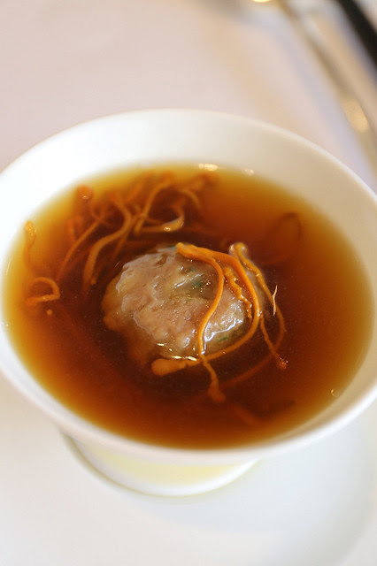Beef Balls in Superior Broth