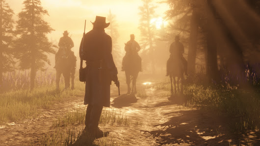 Red Dead Redemption 2 Is Coming October 26th 2018 - Rockstar Games